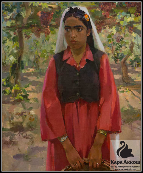 Баки Урманче - Бану. 1952 г.