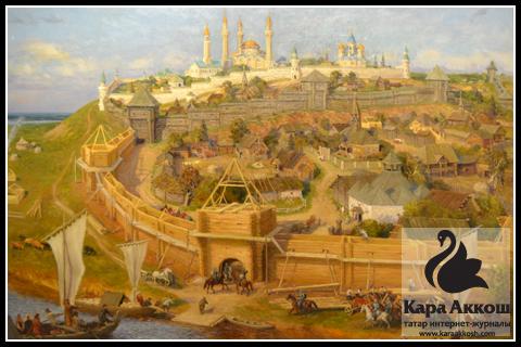 Фиринат Халиков – Казань середины XVI века