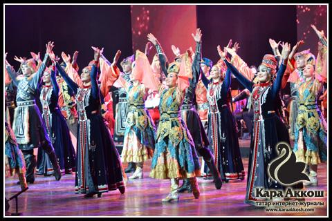 Государственные ансамбли песни и танца республик Башкортостан и Татарстан