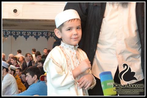 Победитель детского конкурса чтецов Корана