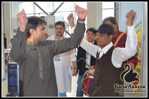 Пакистанские танцы