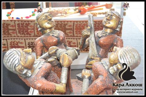 Индийская статуэтка