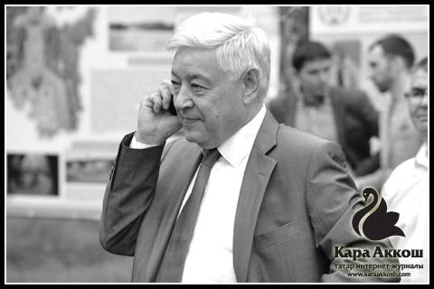 председатель Госсовета РТ Фарид Мухаметшин