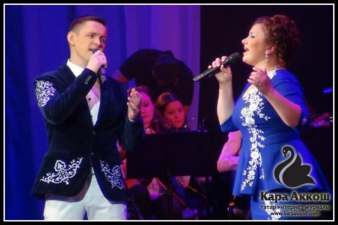 Сирина Зайнетдинова и Ришат Шайхетдинов