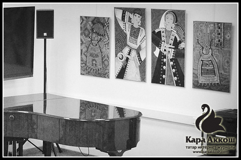 Выставка татарских художников «Рассам—Навруз»