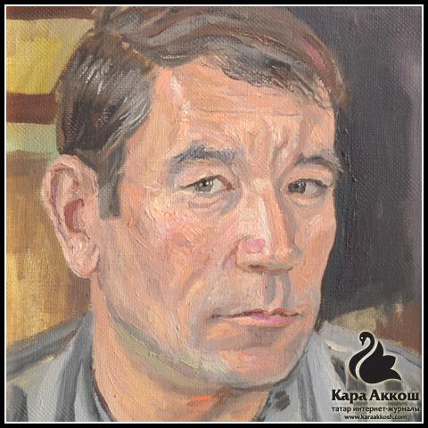 Фиринат Халиков - «Автопортрет»