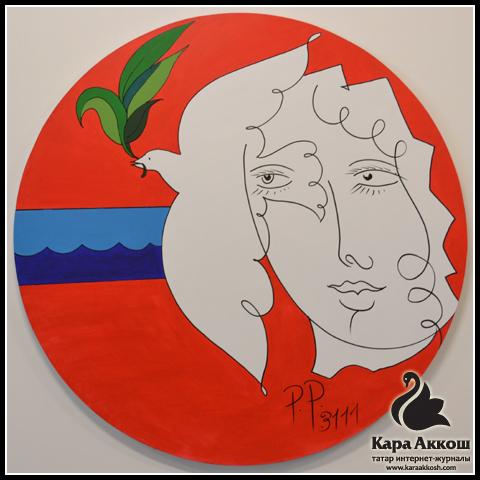 Пабло Пикассо - Голубь мира