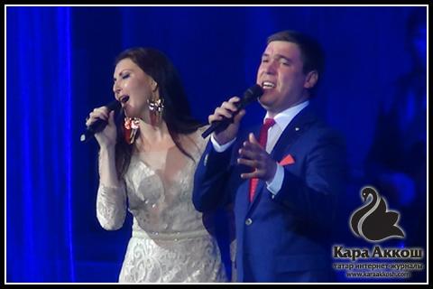 Алсу Абульханова и Филюс Кагиров