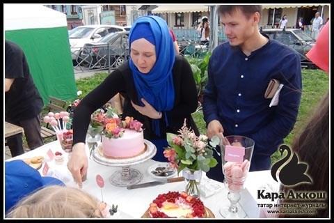 «Maryam» кондитер студиясенең гаҗәеп тәм-томнары