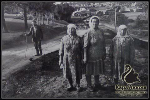 Юрий Филимонов. Из серии «Деревня», 1990.