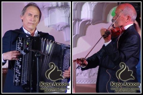 Ахмет Каримов и Фуат Абубакир