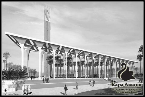 В Алжире откроется третья по величине мечеть в мире