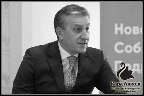 Айрат Фаррахов: «Знание татарского языка – абсолютный плюс для тех, кто живет в РТ»
