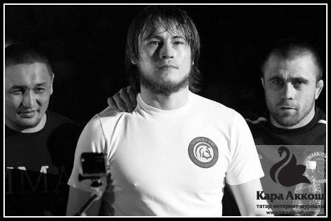 Один из сильнейших бойцов ММА Ринат «Glagiator» Фахретдинов будет выступать за Татарстан