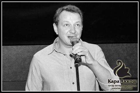 Марат Бәшәров: «Мин үземнең туган татар телемне бик сагындым»