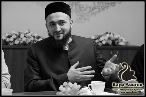 Камиль хазрат Самигуллин: «ДУМ РТ продолжит борьбу за татарский язык»