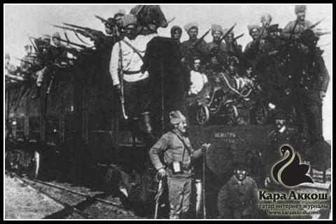 Идел-Урал штаты проекты үзенең колачлылыгы белән большевикларны куркуга салган, шуңа күрә аны бик тиз кире кагалар