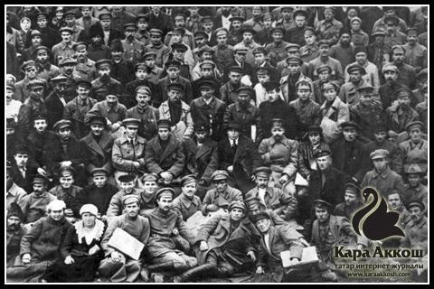 1920 елда ТАССР оештыру съезды
