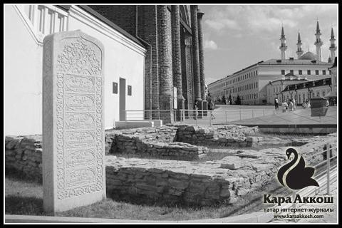 Могилы казанских ханов