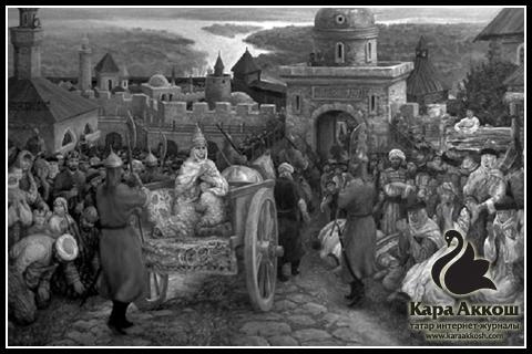 Алмаз Хамзин: «Страх в крови татар с 1552 года. Его можно победить только при помощи юмора и сатиры»