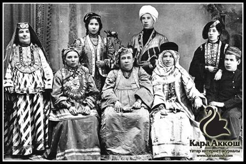 О татарском народе