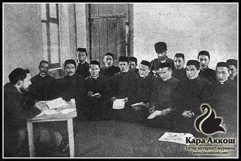 О татарском языке