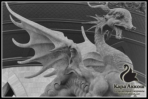 В США палеонтологи назвали древнюю змею в честь татарского дракона Зиланта