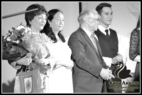 Венера Ганиева, Разиль Валеев и другие