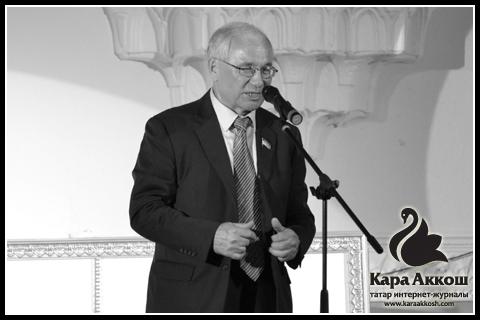 В Москве прошел творческий вечер известного татарского поэта Разиля Валеева