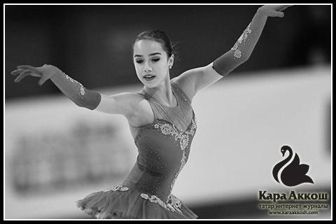Фигуристка Алина Загитова завоевала золотую медаль на Олимпиаде в Пхенчхане