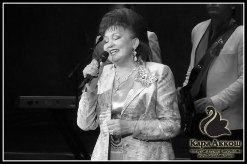 Хания Фархи на своем Юбилейном концерте