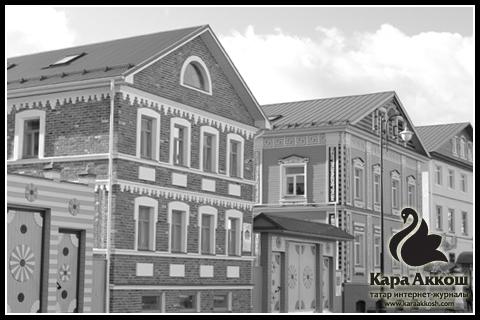Барсил - милли-татар колоритындагы бистә
