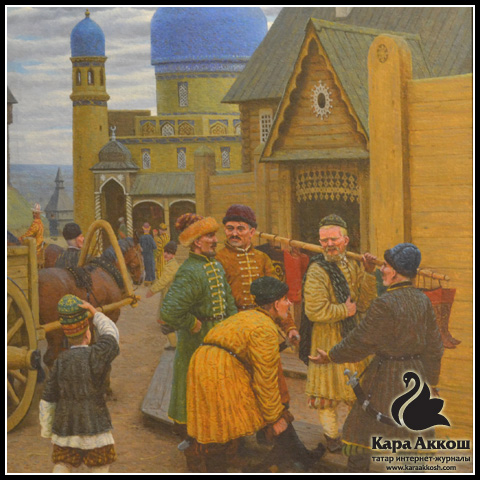 Загидуллин Р. Г. Ички-казаки