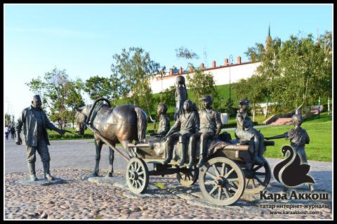 Памятник Казанскому Благотворителю