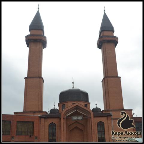 Мечеть «Ярдям» в Отрадном