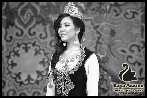 Татар Кызы-2018: В Москве выбрали самую красивую и талантливую татарочку города