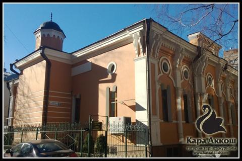 Историческая мечеть