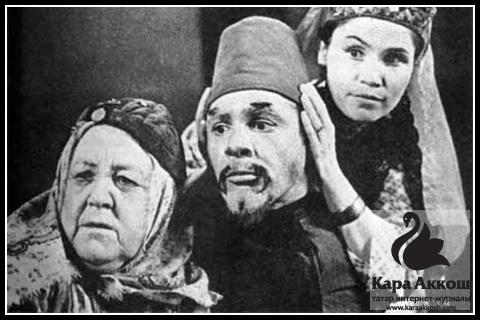 Гаяз Исхаки - Драматургия