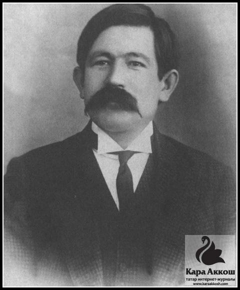 Гаяз Исхаки. 1911 год