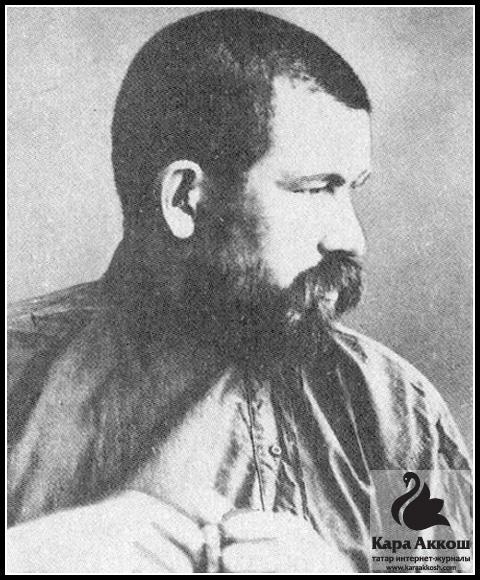 Исхаки в казанской тюрьме. 1907 год