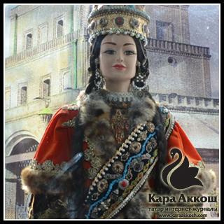 Легенда о царице Сююмбике