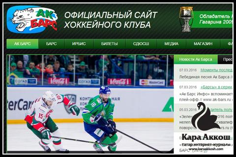 ХК «Ак Барс» - сквозь призму чисел. Итоги сезона 2015/2016