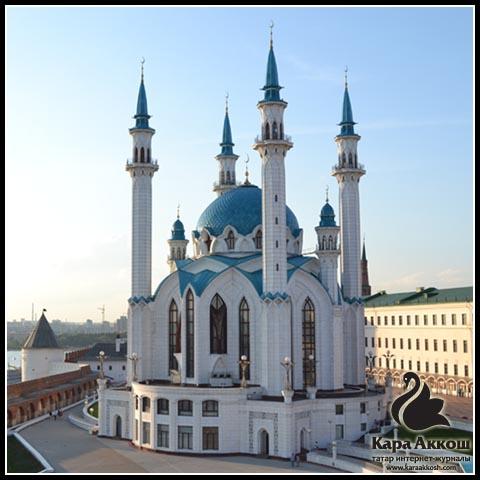 Главная мечеть Казани «Кул Шариф»