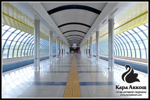 Платформа станции «Аметьево»