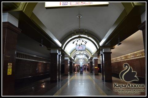 Платформа станции «Проспект Победы»