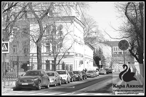 Старый Толмачевский переулок